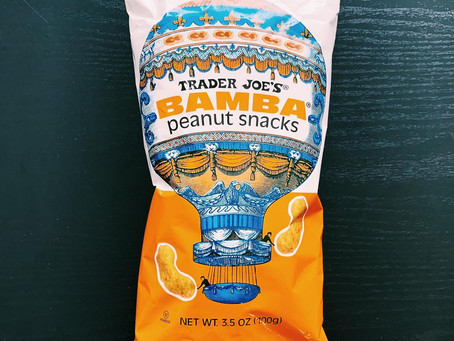 Trader Joe's Bamba Peanut Snacks Review