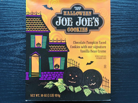 Trader Joe's Halloween Joe Joe's Review