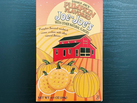 Trader Joe's Pumpkin Joe-Joe's Review