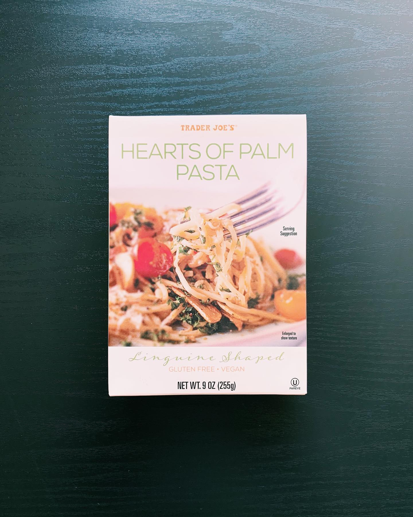 Hearts of Palm Pasta: 6/10