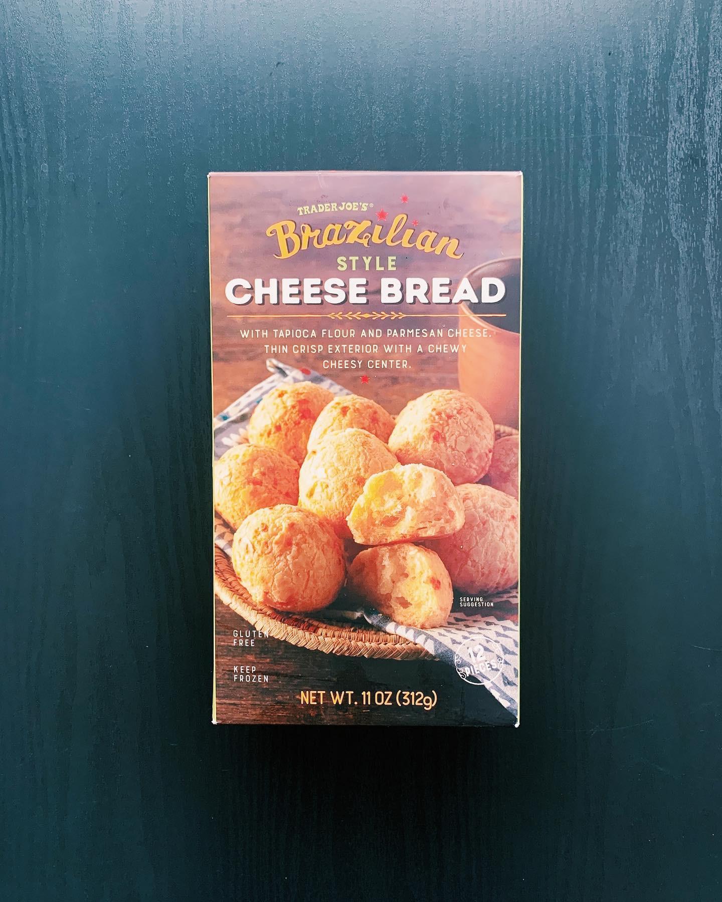 Brazilian Style Cheese Bread: 9/10