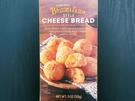 Trader Joe's Brazilian Style Cheese Bread Review