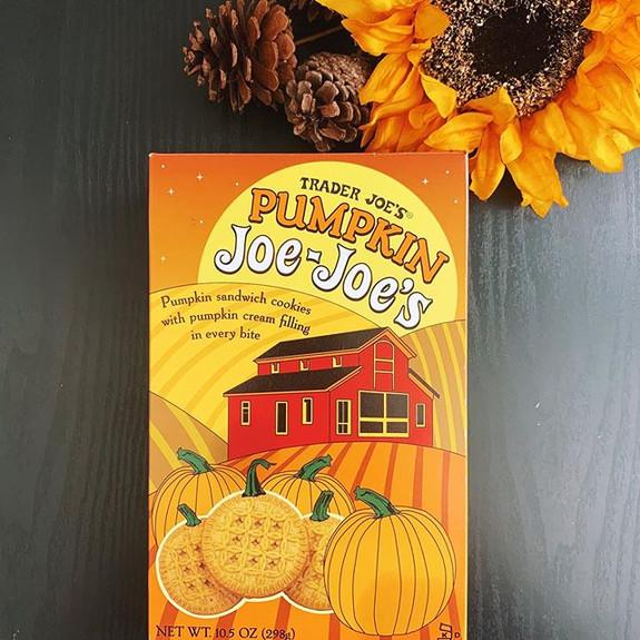 Pumpkin Joe-Joe's: 9/10