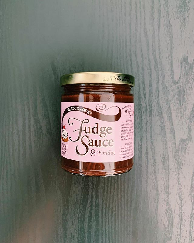 Fudge Sauce: 9.5/10