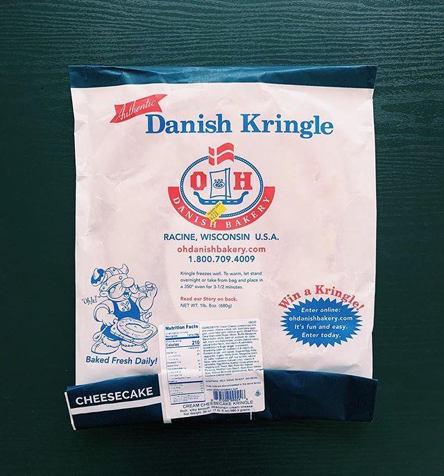 Cheesecake Kringle: 9.5/10