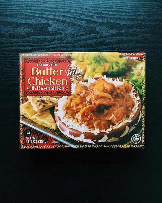 Butter Chicken: 8/10