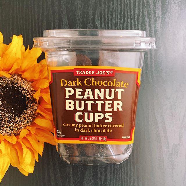 Dark Chocolate Peanut Butter Cups: 10/10