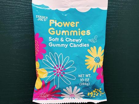 Trader Joe's Flower Gummies Review