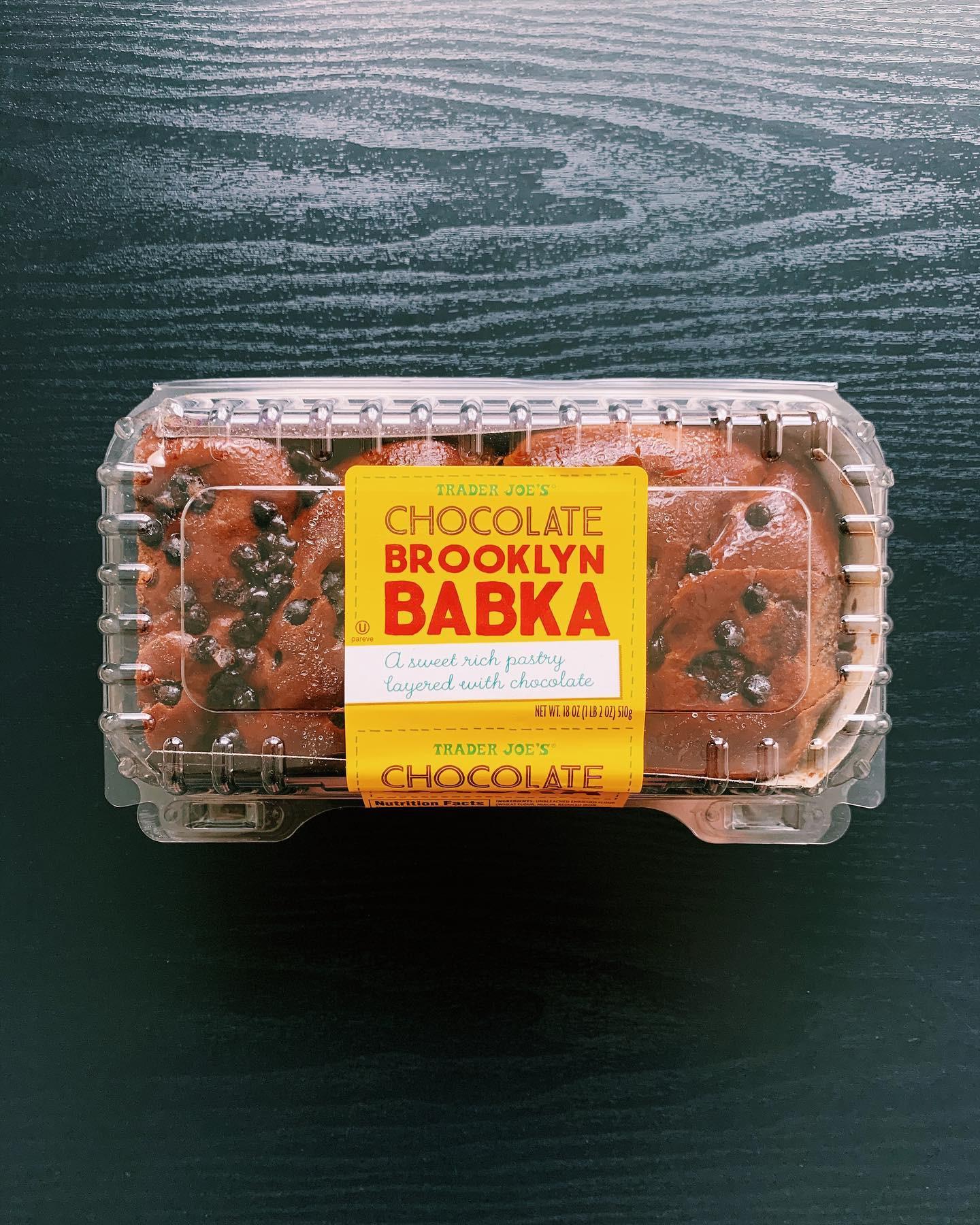 Chocolate Brooklyn Babka