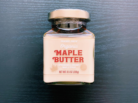 Trader Joe's Maple Butter Review