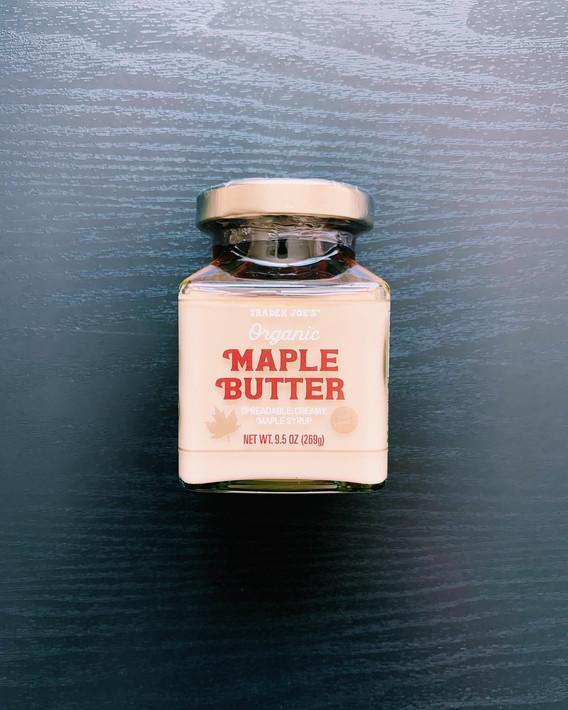 Maple Butter: 9/10