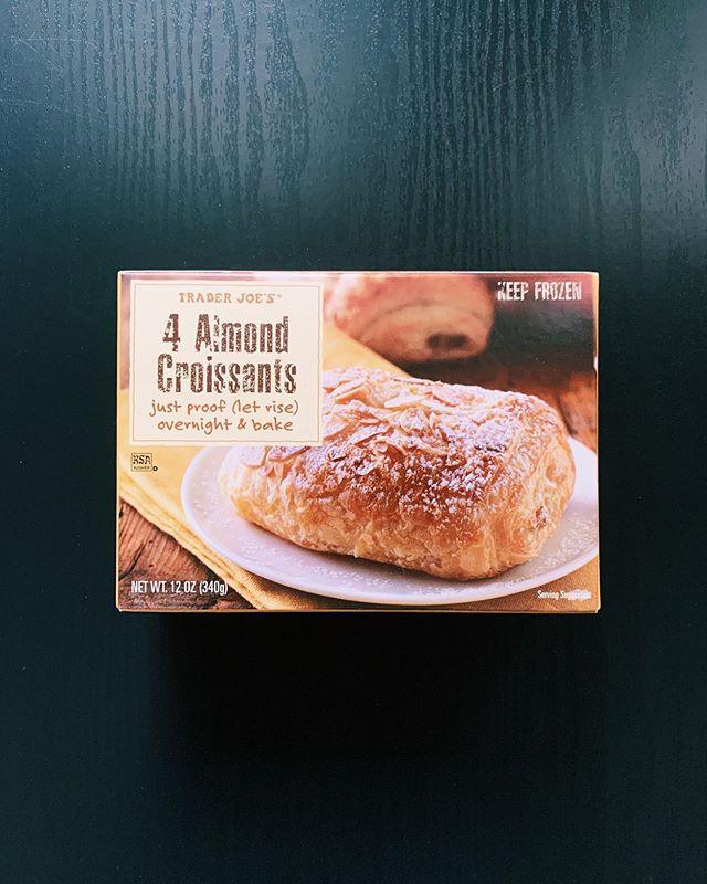 Almond Croissants: 8/10