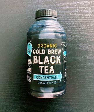Cold Brew Black Tea: 8.5/10