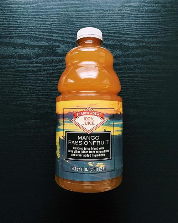 Mango Passionfruit Juice: 7.5/10