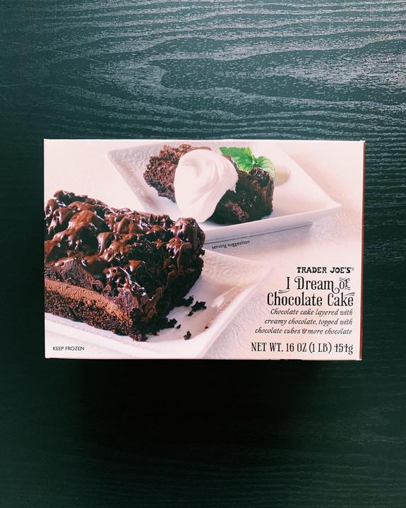 I Dream of Chocolate Cake: 9/10