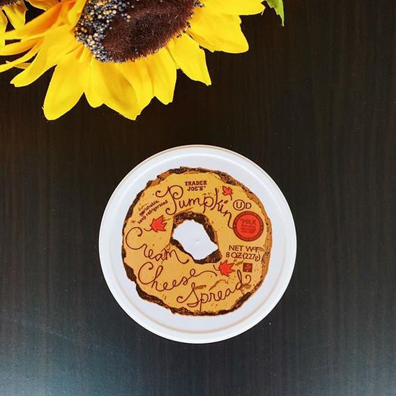 Pumpkin Cream Cheese: 10/10