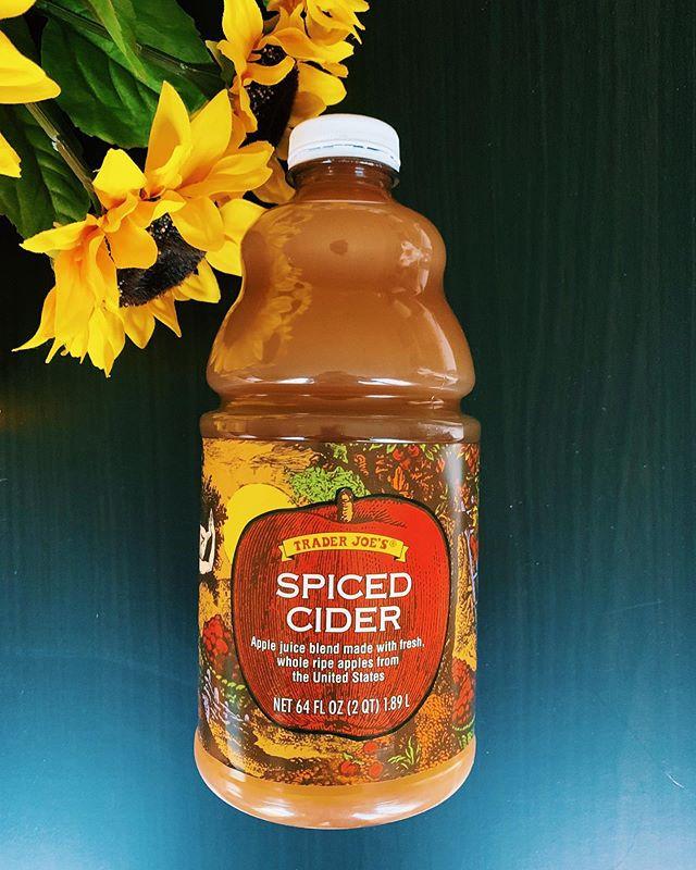Spiced Cider: 10/10
