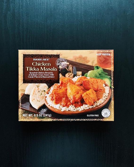 Chicken Tikka Masala: 9/10