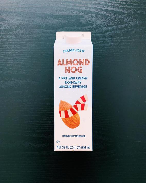 Almond Nog: 8/10