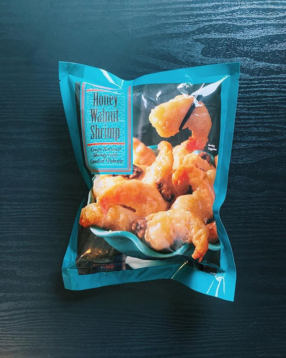 Honey Walnut Shrimp: 6.5/10