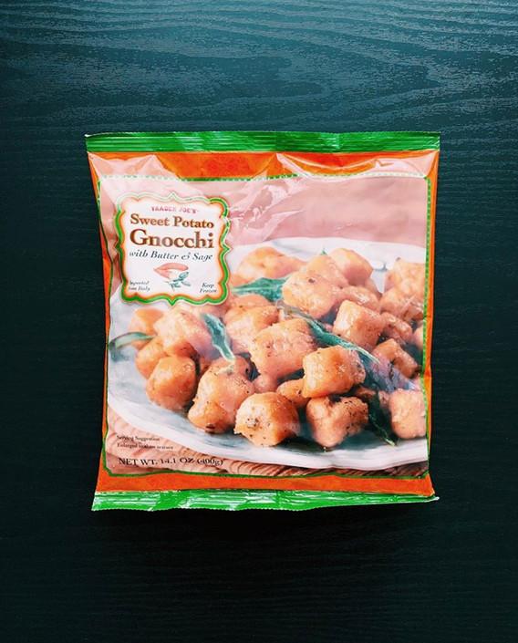 Sweet Potato Gnocchi: 8/10