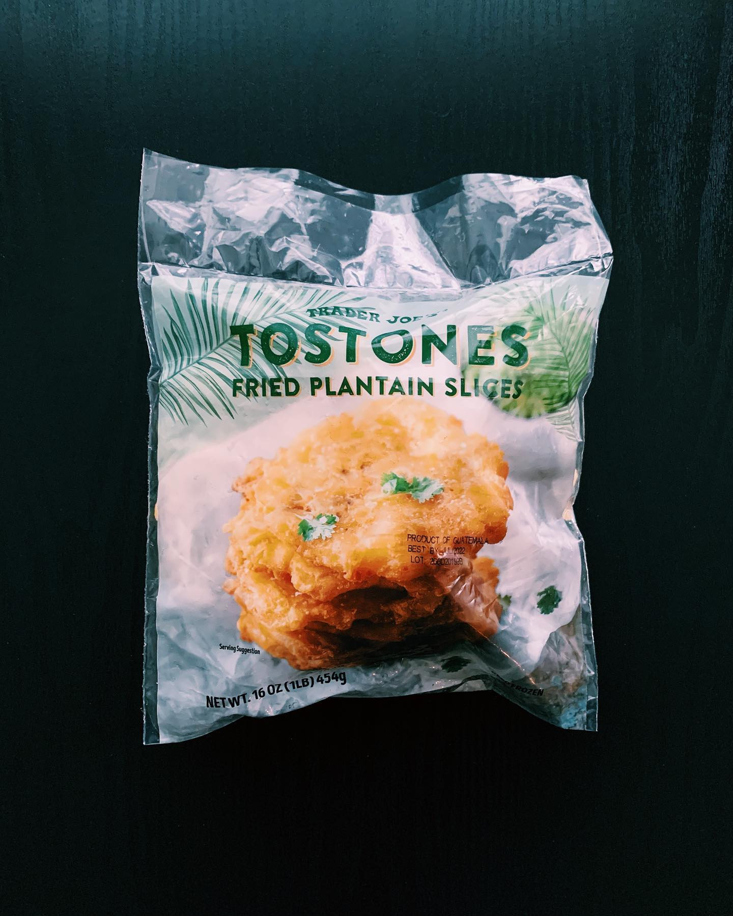 Tostones: 7.5/10