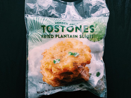 Trader Joe's Tostones Review