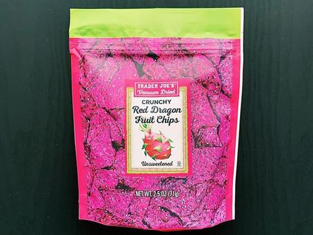 Trader Joe's Dragon Fruit Chips Review
