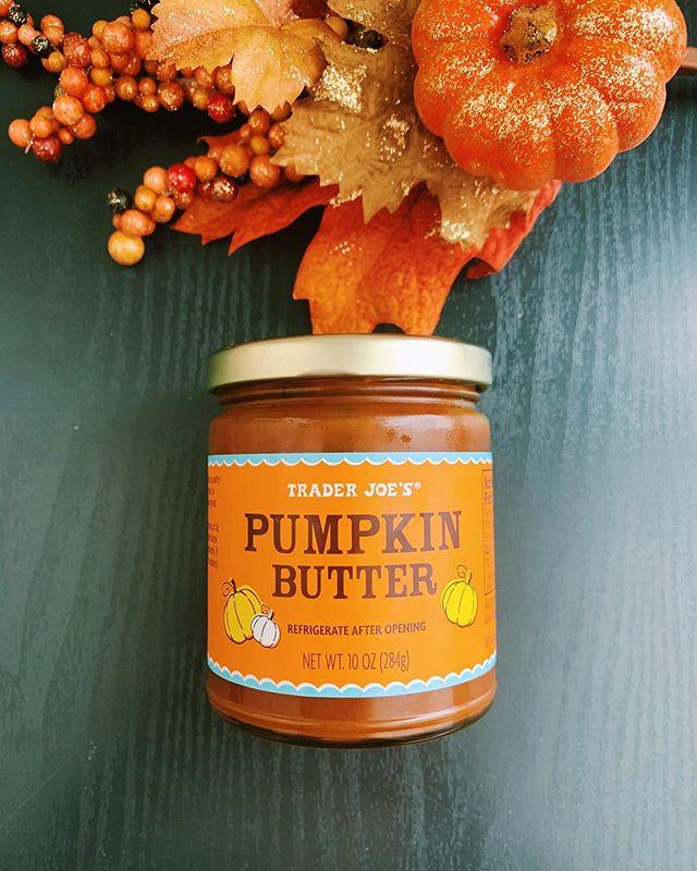 Pumpkin Butter: 8/10