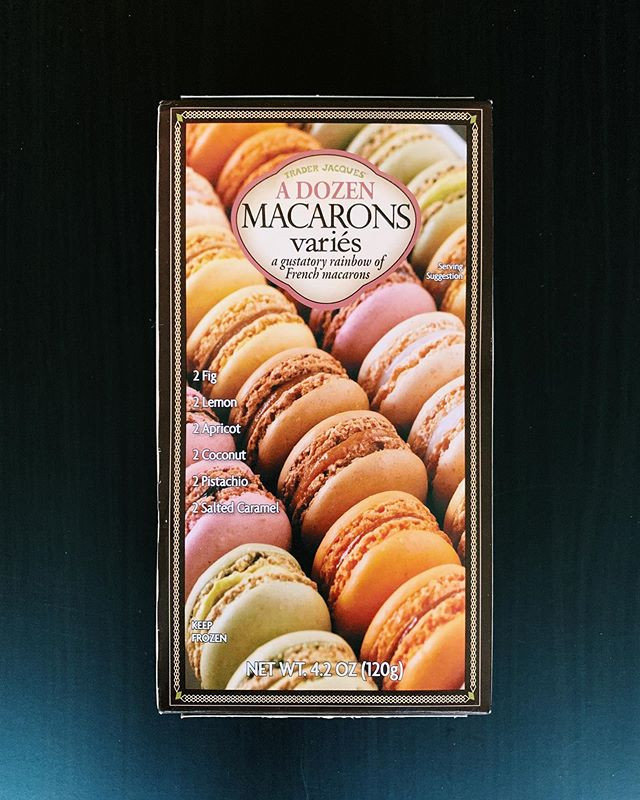 Macarons: 9/10