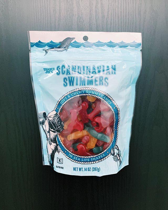 Scandinavian Swimmers: 10/10