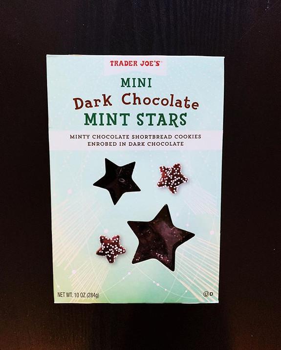 Dark Chocolate Mint Stars: 9.5/10