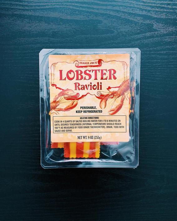 Lobster Ravioli: 5/10