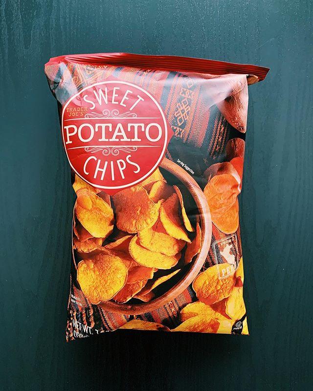 Sweet Potato Chips: 7/10