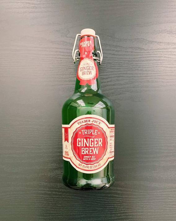 Triple Ginger Brew: 8/10