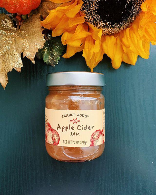 Trader Joe's Apple Cider Jam