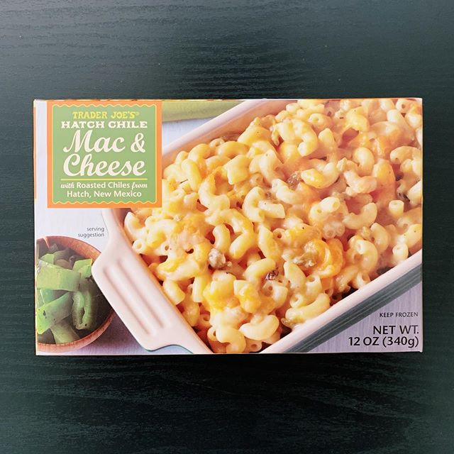Hatch Chile Mac and Cheese: 8/10