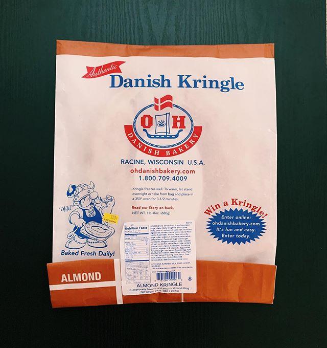Almond Kringle: 10/10