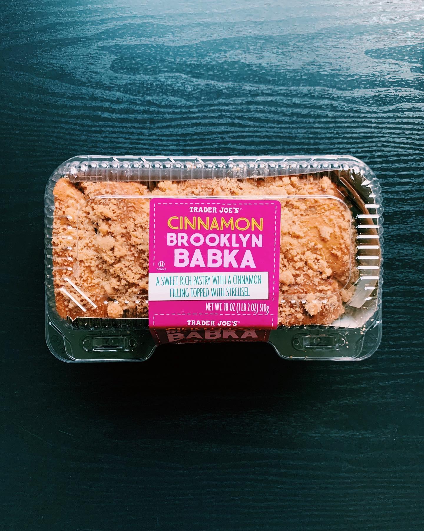Cinnamon Babka: 9/10