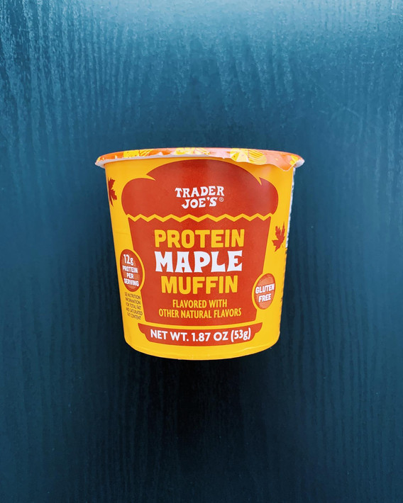 Protein Maple Muffin: 4/10