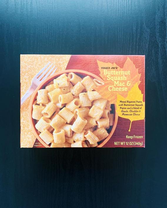 Butternut Squash Mac and Cheese: 8/10