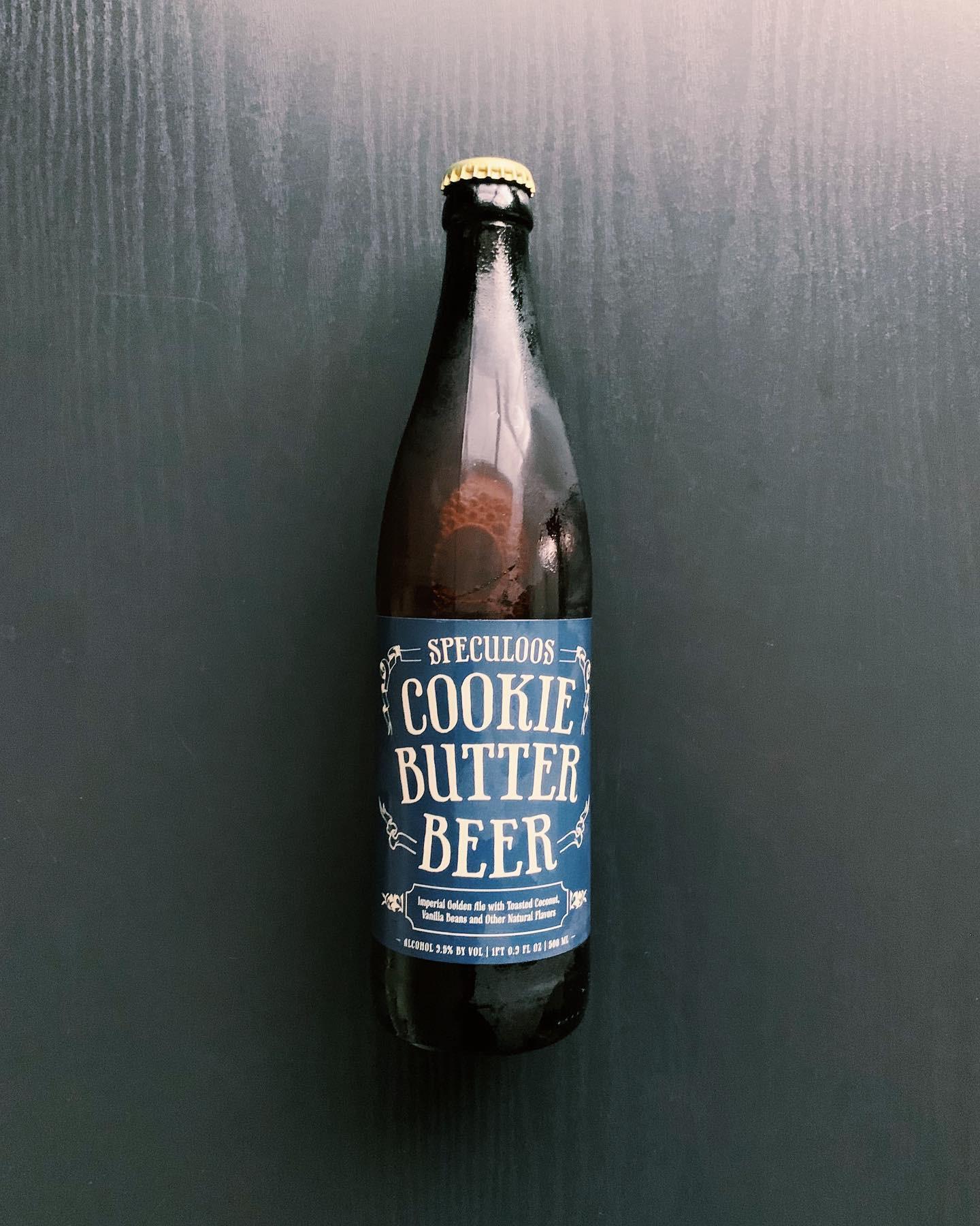 Cookie Butter Beer: 7.5/10