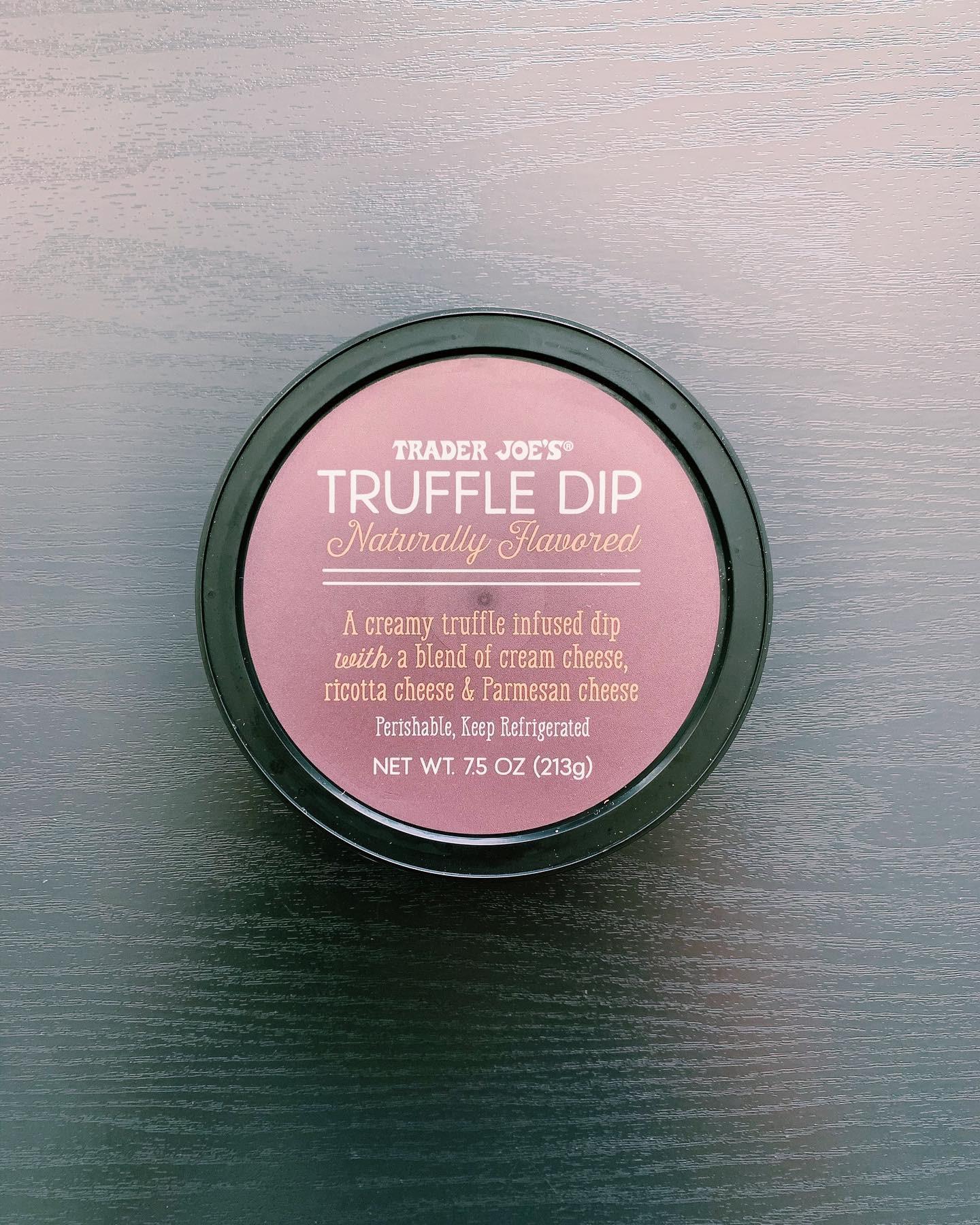 Truffle Dip: 6/10