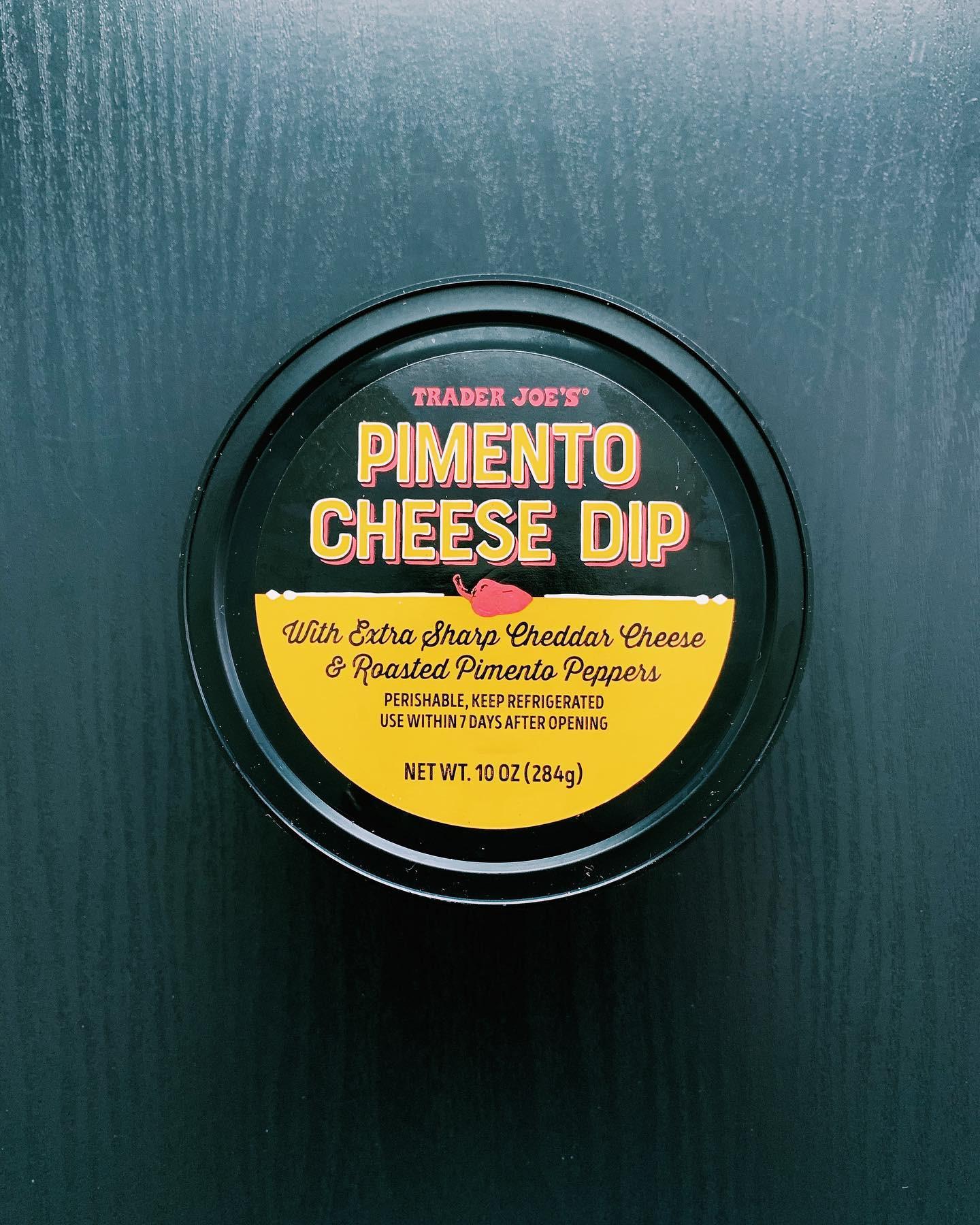 Pimento Cheese Dip: 8.5/10