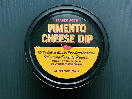 Trader Joe's Pimento Cheese Dip Review