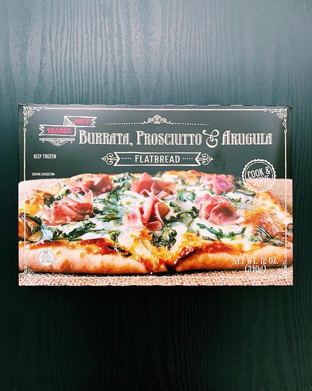 Burrata Prosciutto Flatbread: 8.5/10