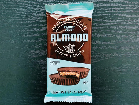 Trader Joe's Dark Chocolate Almond Butter Cups Review