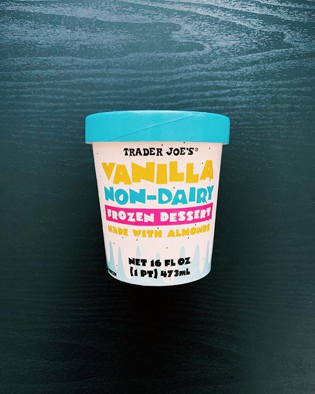 Trader Joe's Vanilla Non-Dairy Frozen Dessert