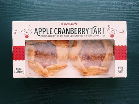 Trader Joe's Apple Cranberry Tart Review