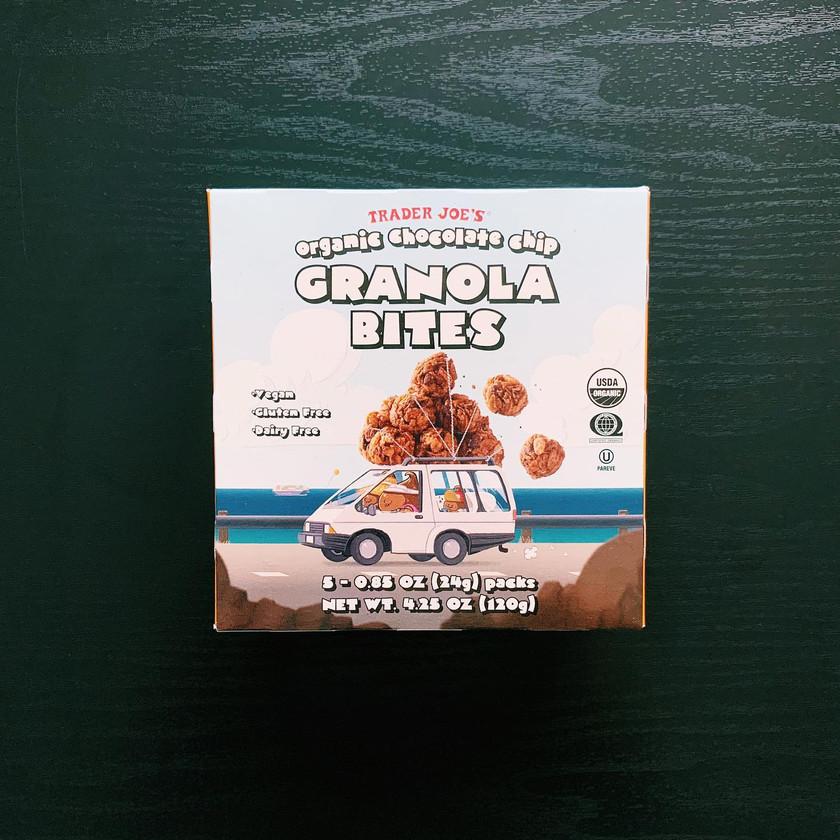 Trader Joe's Granola Bites